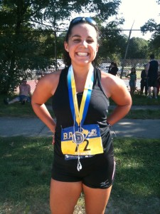 After the 2011 BAA Half